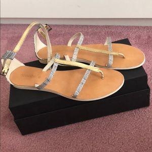 Cocobelle sandals size 9